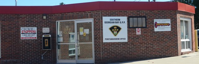 Penetanguishene OPP Police Office